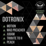 DOTRONIX - Motion EP (Front Cover)