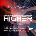 Higher (The Remixes) Part 2
