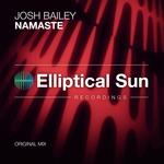 JOSH BAILEY - Namaste (Front Cover)