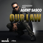 AGENT SASCO - Our Law (Front Cover)