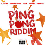 VARIOUS - Ping Pong Riddim (Explicit) (Front Cover)