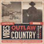VIBES Vol 4: Outlaw Country (Sample Pack WAV/APPLE)