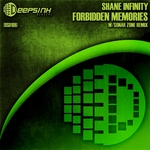 SHANE INFINITY - Forbidden Memories (Front Cover)