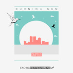 VARIOUS - Burning Sun: Chapter 1 (Front Cover)