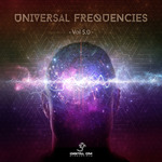 VARIOUS - Universal Frequencies Vol:5 (Front Cover)
