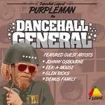 PURPLEMAN - Dancehall General (Front Cover)