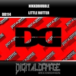 NIKKDBUBBLE - Little Rotter (Front Cover)