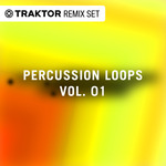 Percussion Loops Vol 01 (Traktor Remix Set)