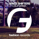 SPACE SHIFTERS - California (Front Cover)
