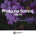 PHALGUNA SOMRAJ - Atlantis (Front Cover)