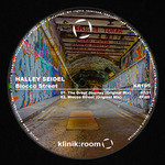 HALLEY SEIDEL - Blocco Street (Front Cover)
