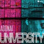 ADONAI - University (Front Cover)
