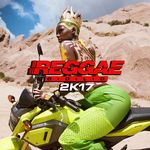 VARIOUS - Reggae Gold 2017 (Front Cover)