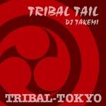DJ TAKEMI - Tribal Tail (Front Cover)