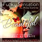 FUNKY SENSATION feat PHILLIP RAMIREZ - Beautiful (Front Cover)