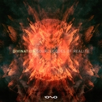 DIVINATION - Sourcecodes Of Reality (Front Cover)