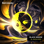 MARIA DARK - Black Widow (Front Cover)