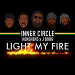 INNER CIRCLE feat J BOOG - Light My Fire (Front Cover)