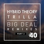 HYBRID THEORY & TRILLA - Big Deal Remixes Part 2 (Front Cover)