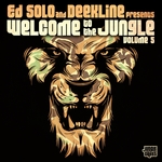 VARIOUS - Welcome To The Jungle Vol 5/The Ultimate Jungle Cakes Drum & Bass Compilation (Front Cover)