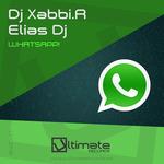 DJ XABBIR & ELIAS DJ - Whatsapp (Front Cover)
