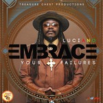 LUCIANO - Embrace Your Failures (Front Cover)