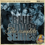 VARIOUS - The Complete Blue Cover Series (Electro Blues & Swing 2012-2017) (Front Cover)