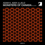 Monsters Of Canada Volume 1
