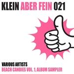 Beach Candies Vol 1 Album Sampler