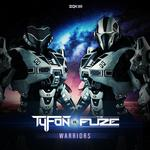 TYFON & THE FUZE - Warriors (Front Cover)