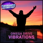 OMEGA DRIVE - Vibrations EP (Explicit) (Front Cover)