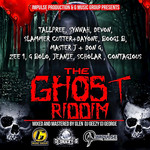 VARIOUS - The Ghost Riddim (Front Cover)