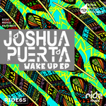 JOSHUA PUERTA - Wake Up EP (Front Cover)