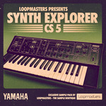 LOOPMASTERS - Synth Explorer: CS5 (Sample Pack WAV/APPLE/REASON) (Front Cover)