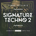 TIMMO - Signature Techno 2 (Sample Pack WAV/APPLE/LIVE/REASON) (Front Cover)