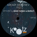 ARKADY ANTSYREV - MO (Front Cover)