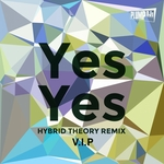PLUMP DJS - Yes Yes (Front Cover)