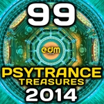 Psy Trance Treasures 2014 - 99 Best Of Top Full-on, Progressive & Psychedelic Goa Hits