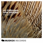 ALI FARAHANI - Spin Around (Front Cover)