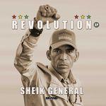 SHEIK GENERAL - Revolution (Front Cover)