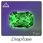 Dioptase 1st Gem