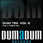 Dum Tek Vol 6 Full Tech EP
