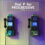 VARIOUS - Dial P For Progressive 2K17.2 (Front Cover)