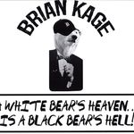 A White Bear's Heaven...Is A Black Bear's Hell!