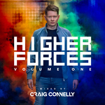 VARIOUS/CRAIG CONNELLY - Higher Forces Volume One (Front Cover)