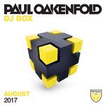 Paul Oakenfold - DJ Box August 2017