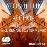SATOSHI FUMI - Echo (Front Cover)