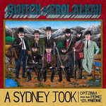 SWITCH & EROL ALKAN - A Sydney Jook (Front Cover)