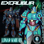 EXCALIBUR - Lunar Knight (Front Cover)
