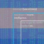 TIM REAPER - Interrupt (Front Cover)